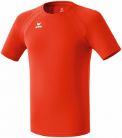 Tee-shirt homme Tee-shirt de running homme Performance rouge chili Erima