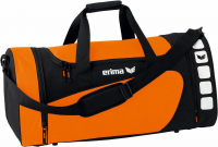 Sac de sport Club 5 Line orange/noir Erima