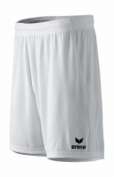 Short de football Rio 2.0 blanc Erima