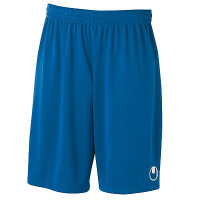 Short de football Center Basic II bleu royal Uhlsport