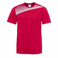 Maillot de football Liga 2.0 rouge/blanc Uhlsport