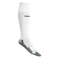 Chaussettes de football Team Pro Player blanc/noir Uhlsport