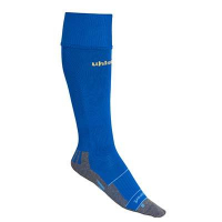 Chaussettes de football Team Pro Player bleu azur/jaune Uhlsport