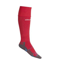 Chaussettes de football Team Pro Player rouge/blanc Uhlsport