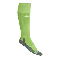 Chaussettes de football Team Pro Player vert power/blanc Uhlsport
