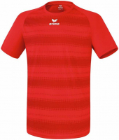 Maillot de football Santos rouge Erima
