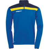 Sweat Uhlsport offense azur-marine-jaune citron
