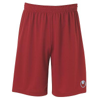 Short de football Center Basic II bordeaux Uhlsport