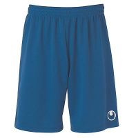 Short de football Center Basic II bleu marine Uhlsport