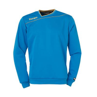 Sweat de handball Gold bleu Kempa/or