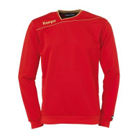 Sweat de handball Gold rouge/or Kempa
