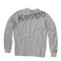 Sweat de handball Core gris chiné Kempa