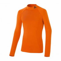 Tee-shirt homme Double-peau longsleeve orange Erima