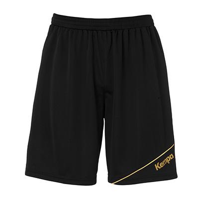 Short de handball Gold noir/or Kempa