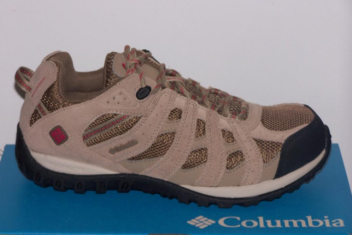 e839075d9e2 Chaussure sport femme Chaussures de randonnée Redmond imperméable femme  Columbia