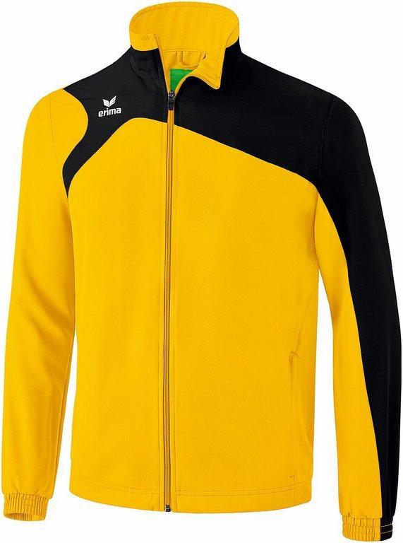 Veste jaune et noir